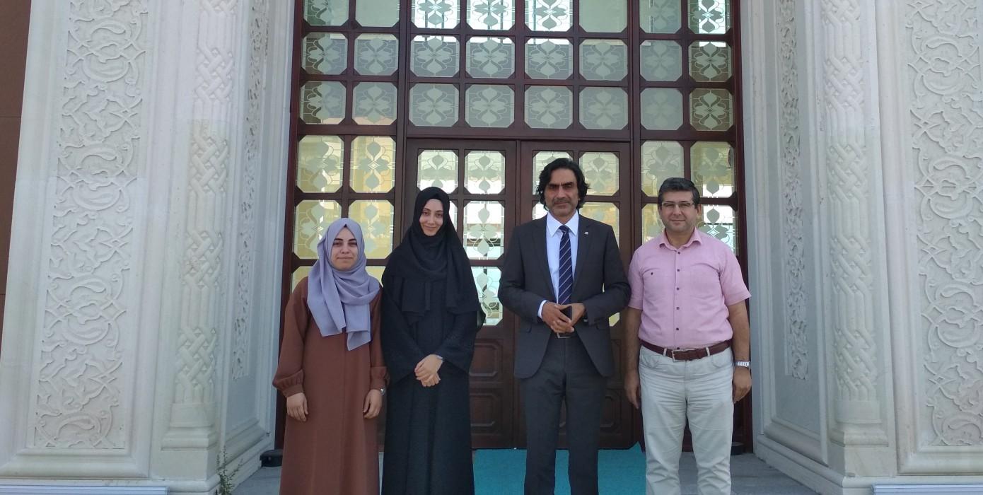 2019-2020 Güz Döneminde Fas Meknes Mevlay İsmail Üniversitesi'nde Eğitim Görecek Öğrencilerimizi Uğurladık