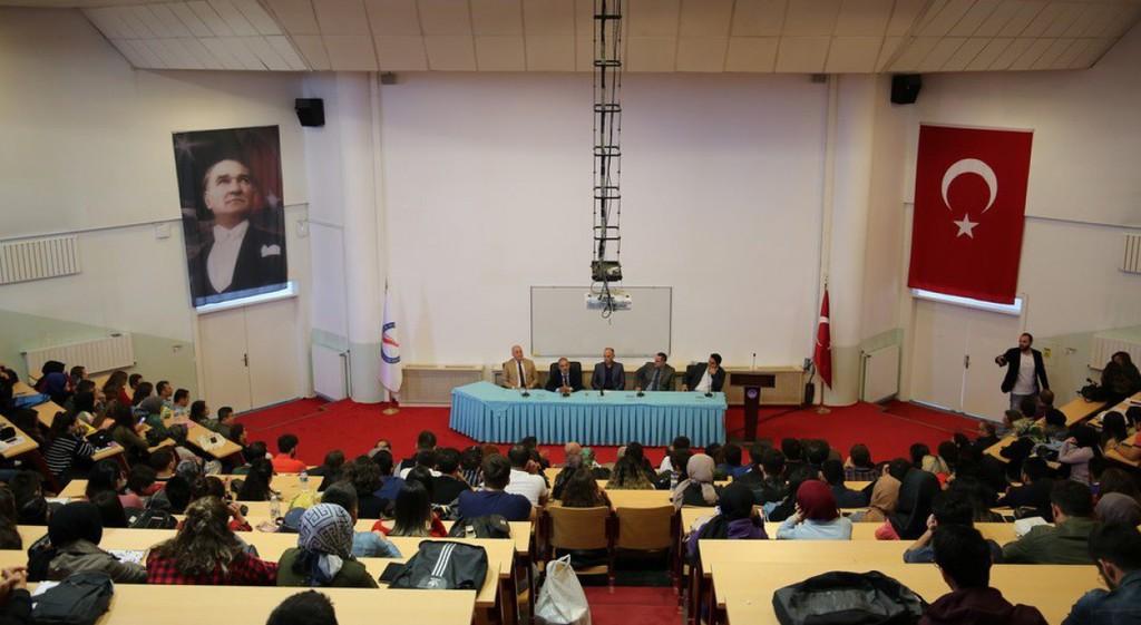 DPÜ'de Üniversite - İş Dünyası Buluşması