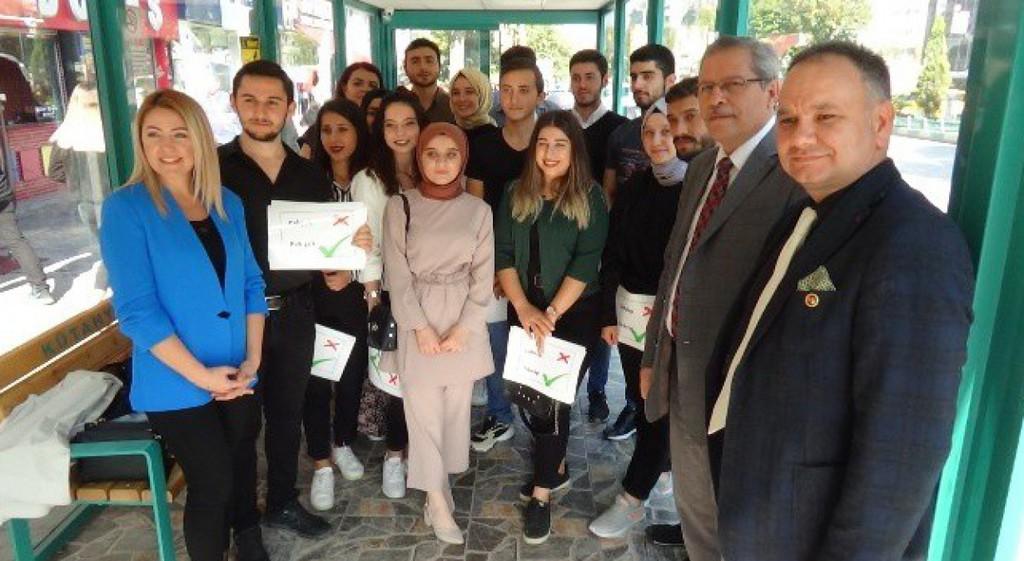 DPÜ Eğitim Fakültesinden Durmadan Türkçe Projesi
