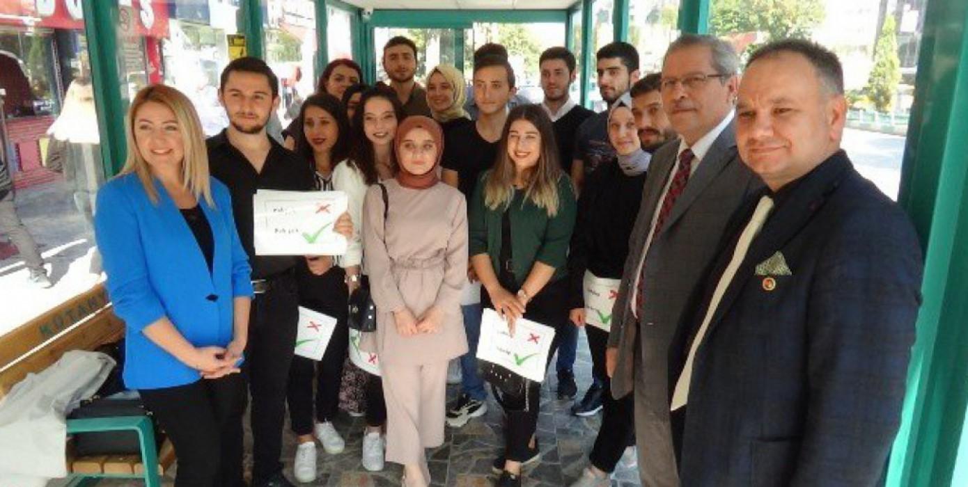 Kdpü Eğitim Fakültesinden Durmadan Türkçe Projesi