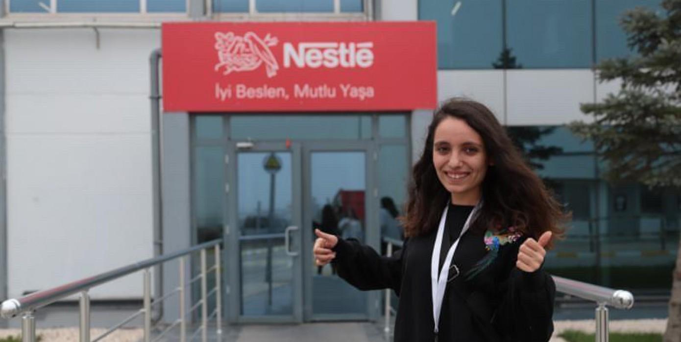 Nestlé Gyı - Meslek Yüksekokulu Workshop & Vaka Çalışması