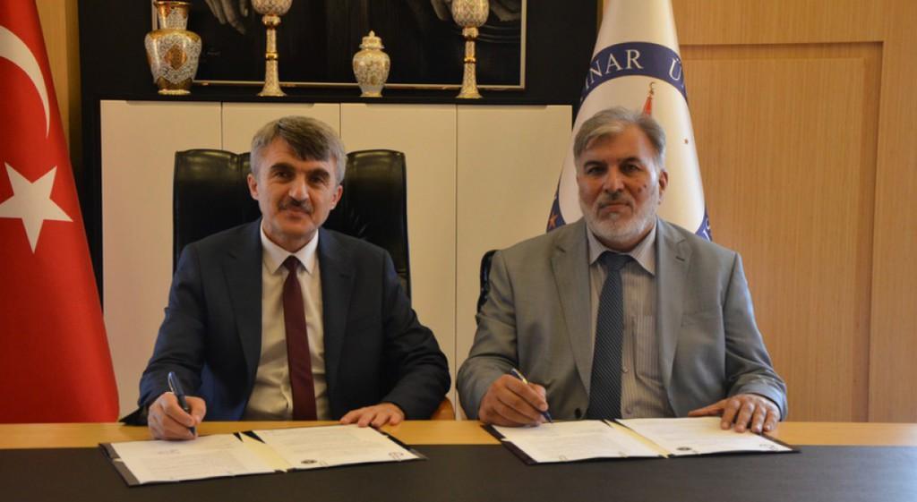 Cooperation Protocol Between Dpu and Iqra Natıonal University