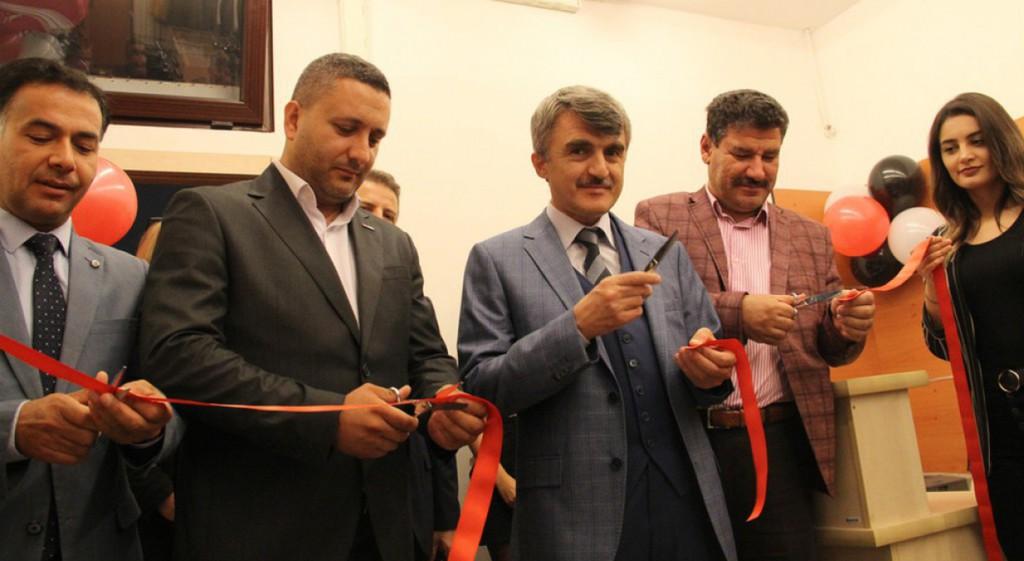 DPÜ Giysibank Has Opened