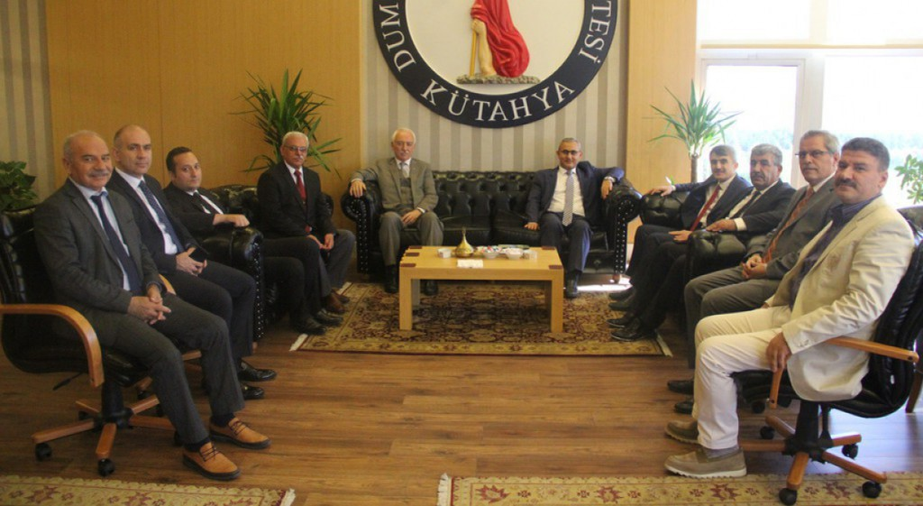 Visit from the Mayor of Kütahya