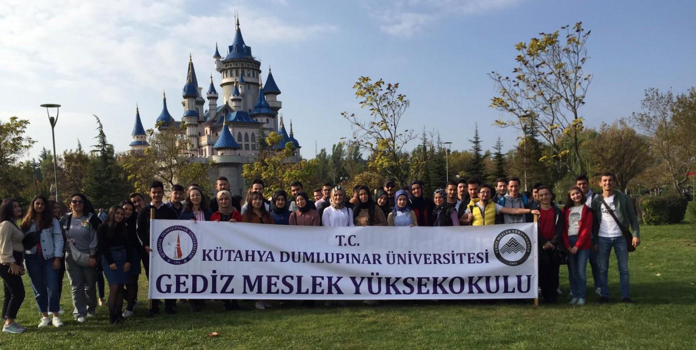 Gediz Myo'dan Eskişehir Turu