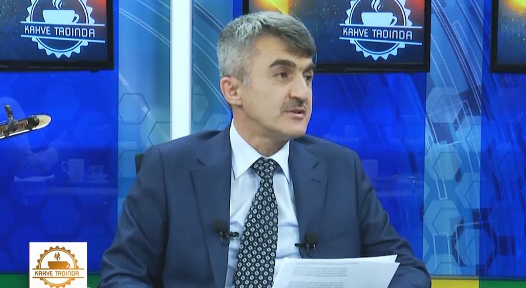 Prof. Dr. Kazım Uysal Kahve Tadında Programına Konuk Oldu