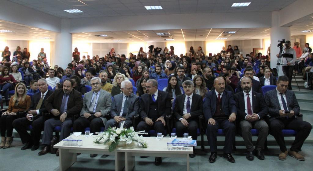 24 Kasım Öğretmenler Günü DPÜ'de Kutlandı