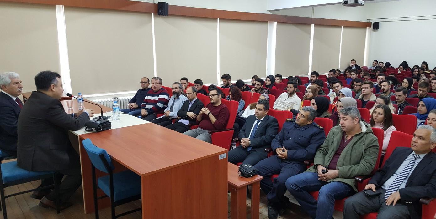 Sosyal Medya Kullanımı ile İlgili Eğitim Semineri Düzenlendi.