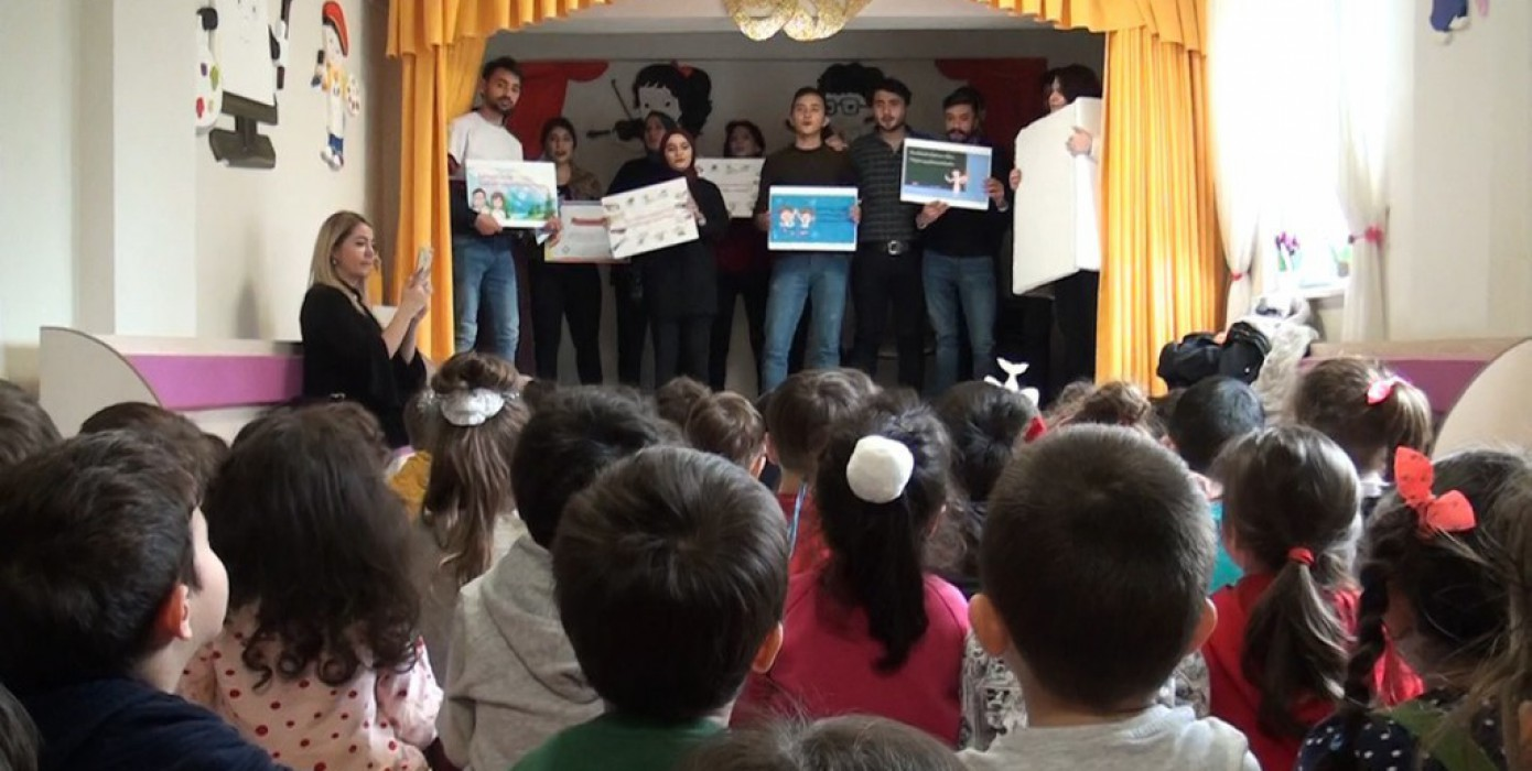 Dpü'den Şekersiz Okul Projesi