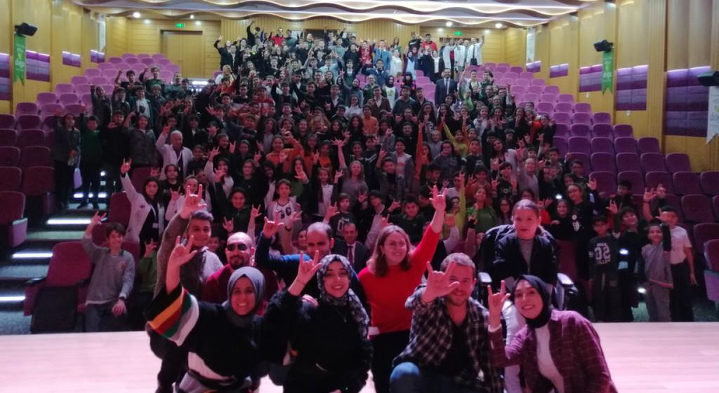 DPÜ Engelsiz Öğrenci Birimi'nden Farkındalık Konferansı