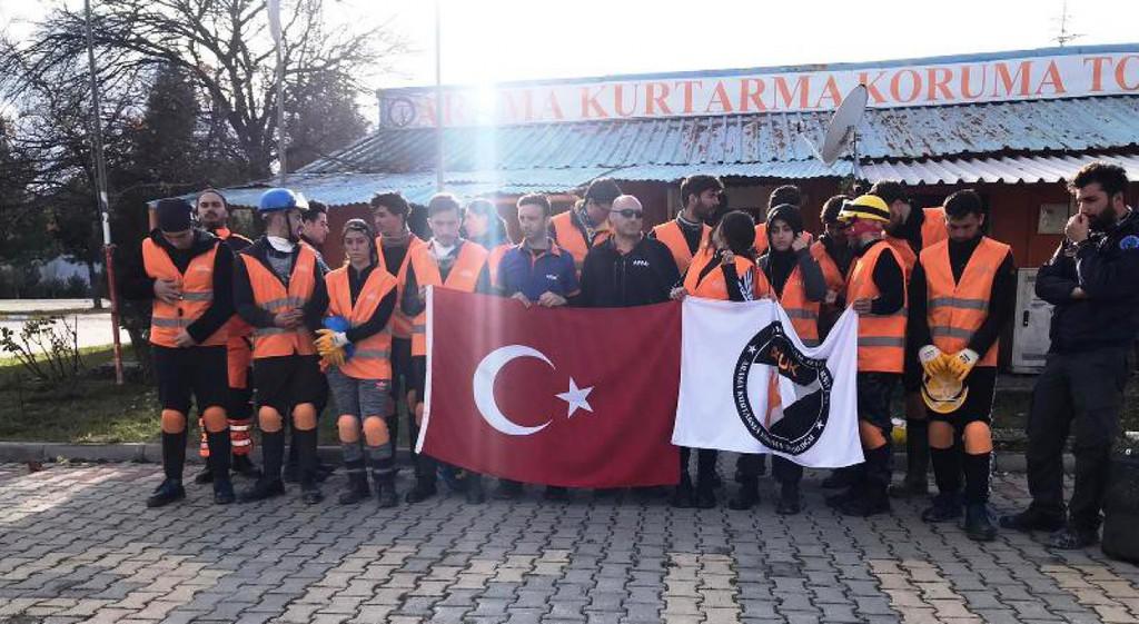 Kütahya AFAD İle DPÜ AKUK İş Birliği Sürüyor