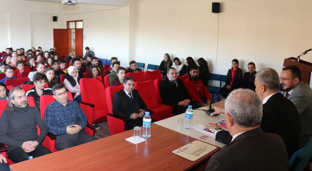 Simav Belediye Başkanı Biçer Öğrencilerimizle Buluştu