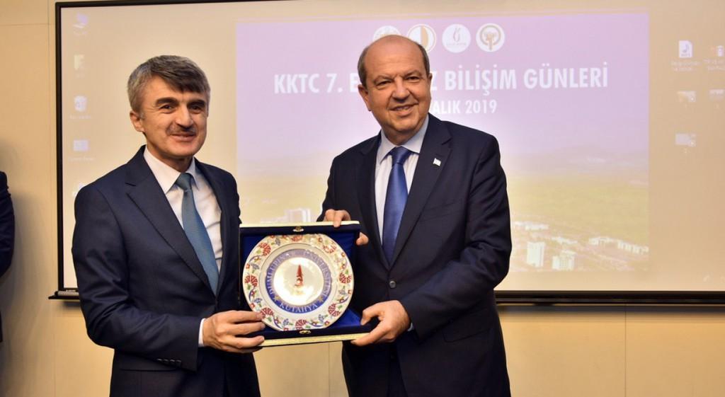Prof. Dr. Kazım Uysal 7. Engelsiz Bilişim Günleri'nde