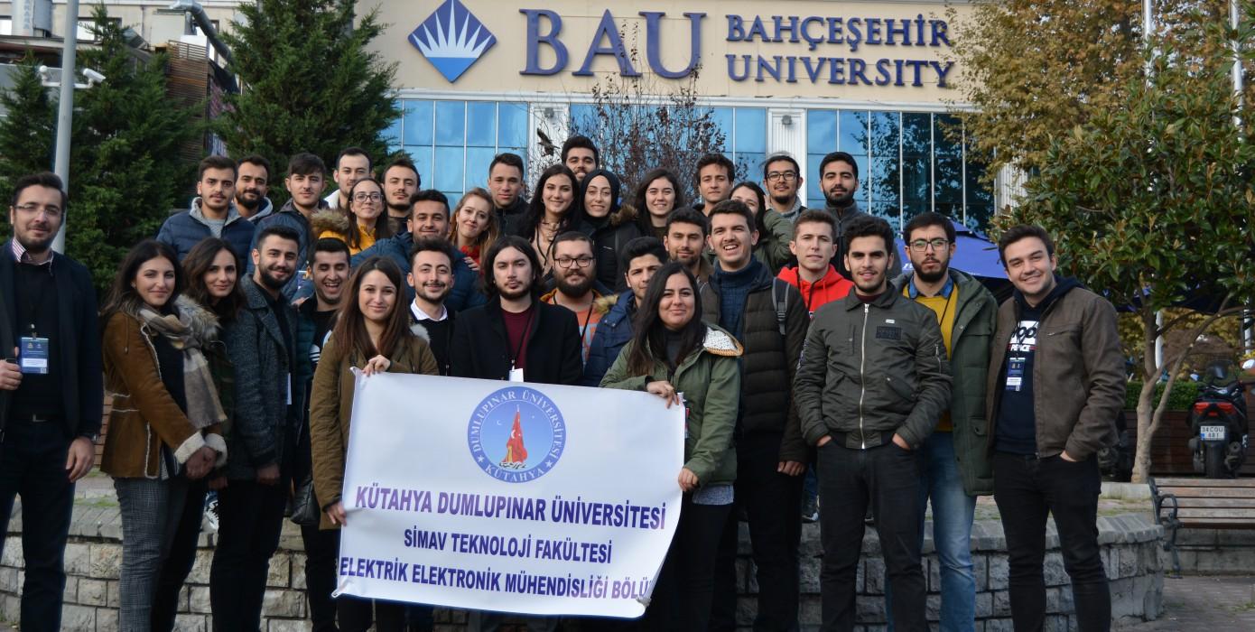 Simav Teknoloji Fakültesinden 13. İstanbul Bilişim Kongresine Yoğun Katılım