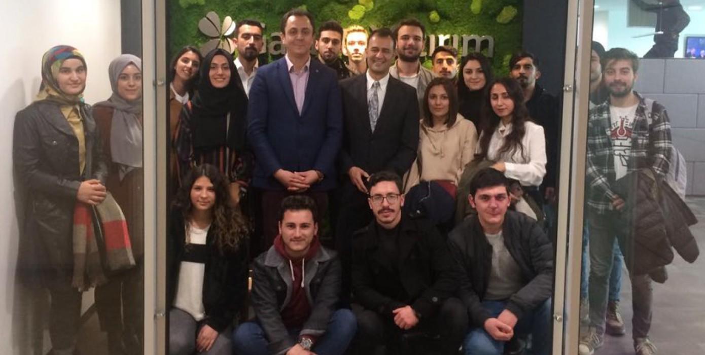 Garanti Bbva Yatırım Şirketi Teknik Gezi