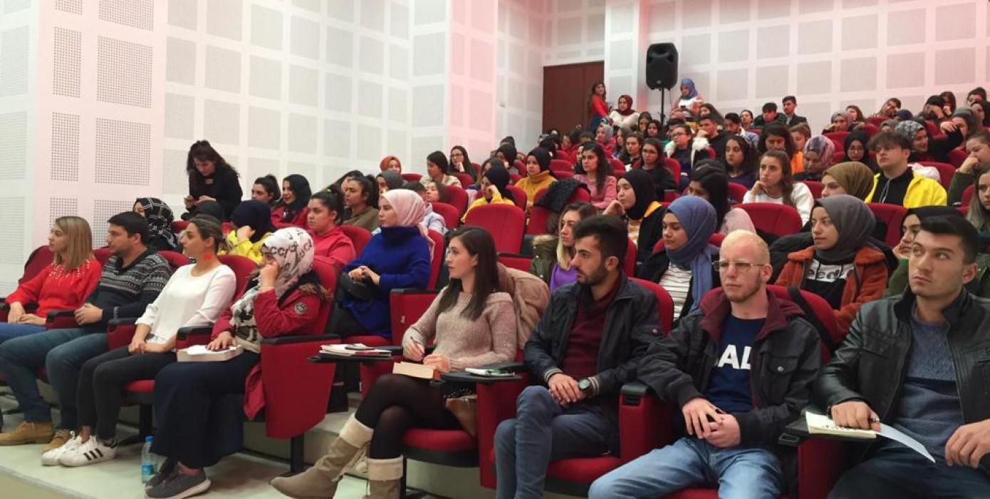 Emet Myo'da Milli Şairimiz Mehmet Akif Ersoy'u Anma Programı Düzenlendi