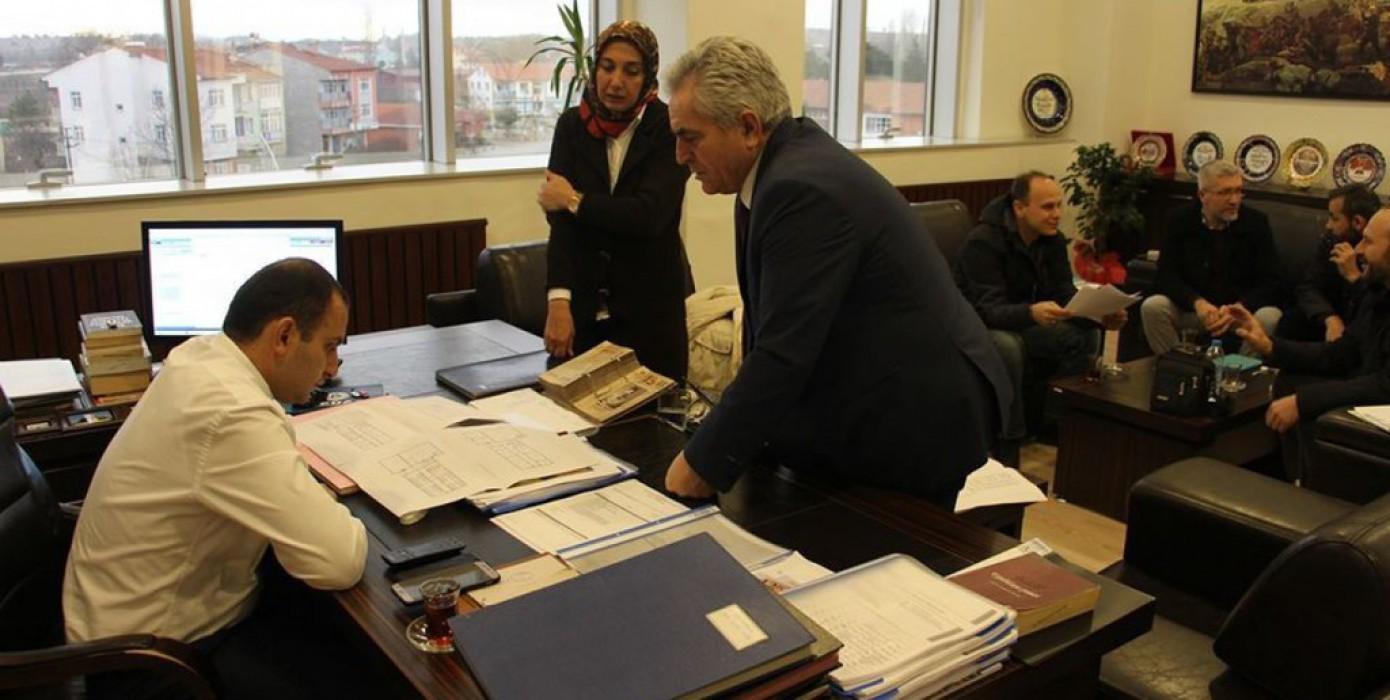 DPU Dumlupınar Myo'un Açılması İçin Çalışmalar Sürüyor