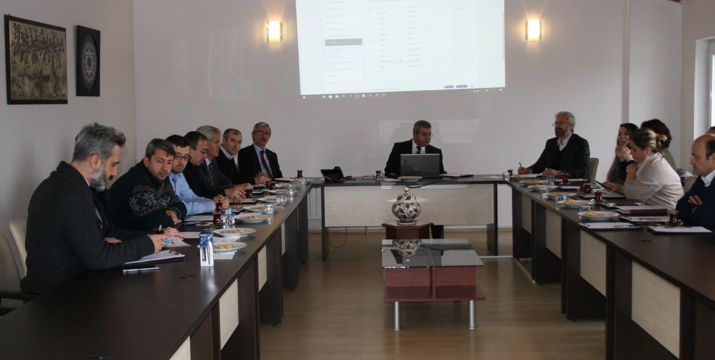 Birim Kalite Danışma Kurulu Toplantısı Düzenlendi