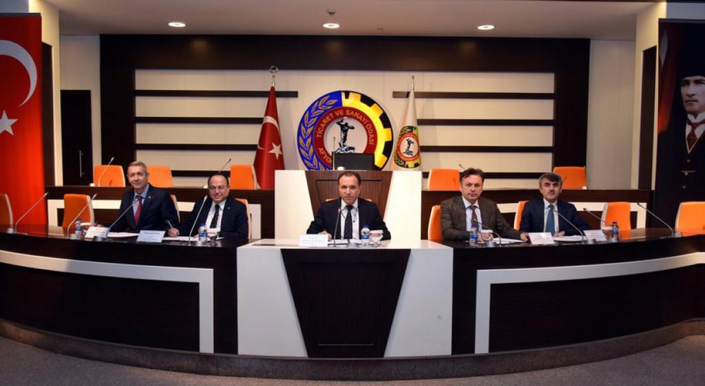 Kocatepe Internship Consortium Protocol Signed