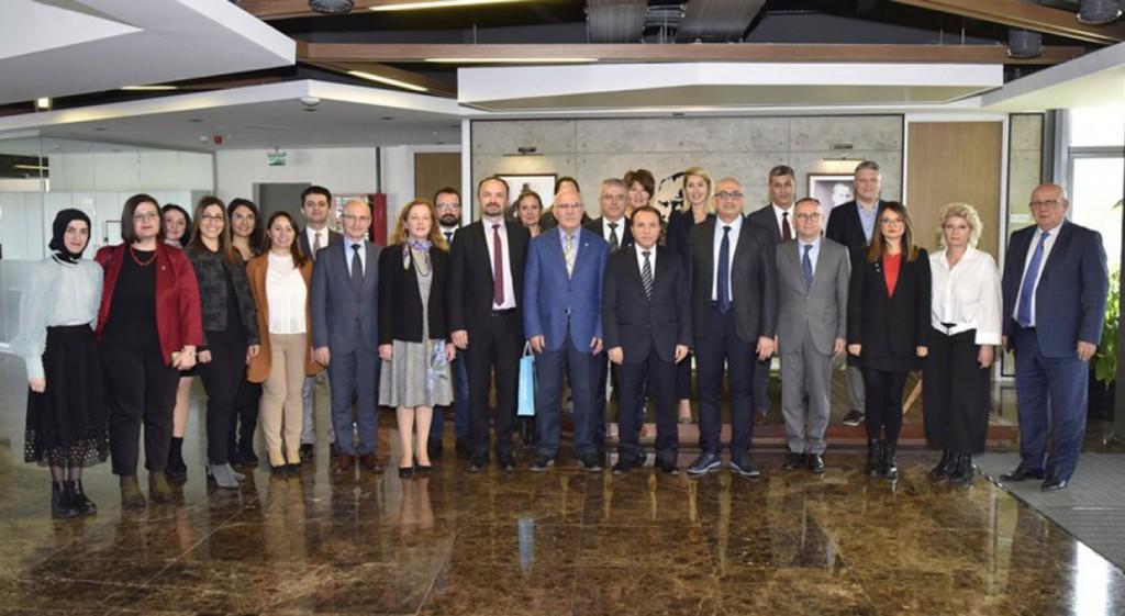 DPU at EPO Erasmus + Internship Consortium Meeting