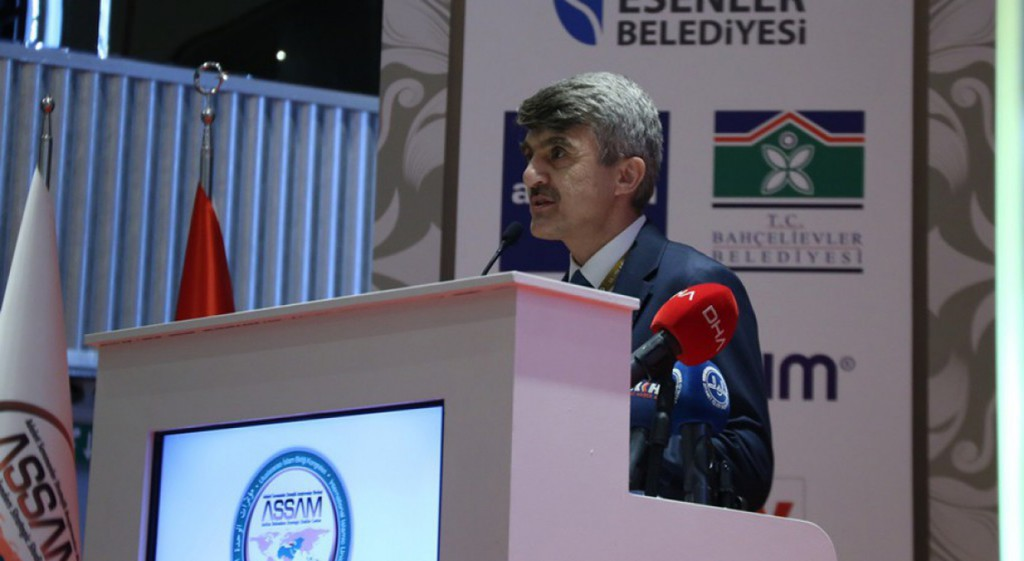 Prof. Dr. Kazım Uysal Attends International Islamic Union Congress