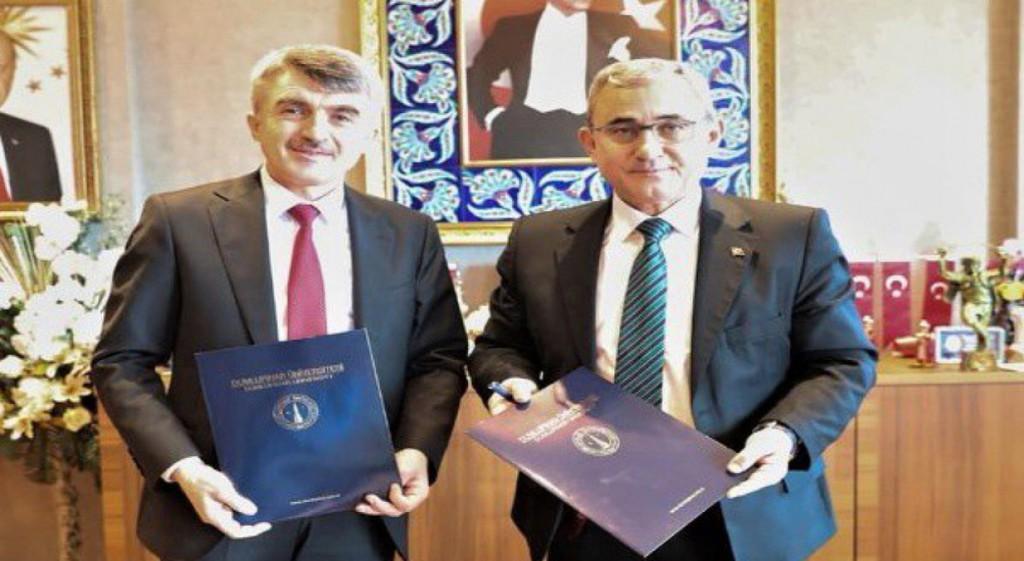 Training Cooperation Protocol between DPU and Kütahya Municipality