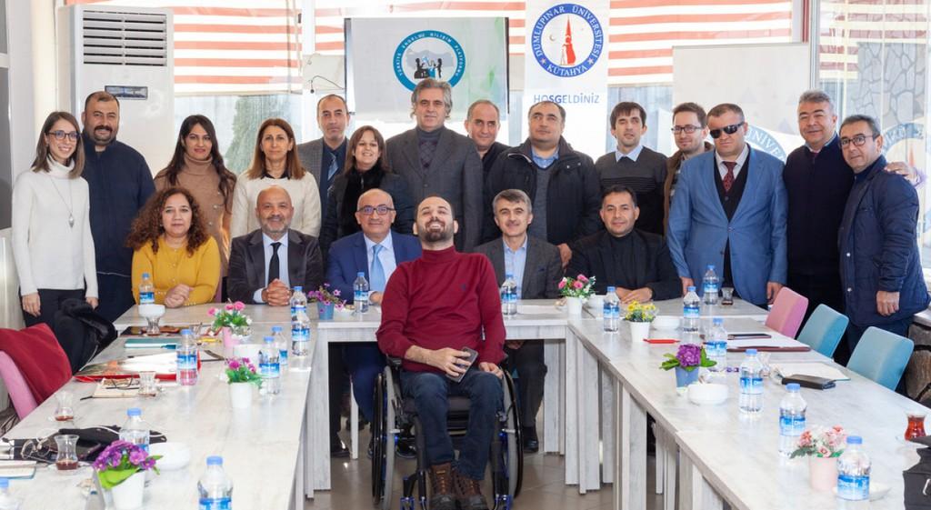 DPÜ TEBP Toplantısına Ev Sahipliği Yaptı