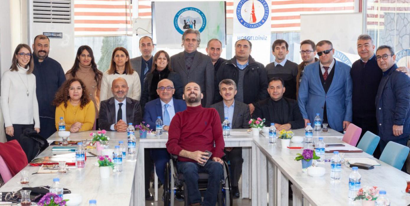 Türkiye Engelsiz Bilişim Platform Toplantısı