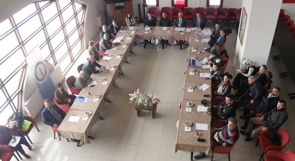 Engelliler Koordinasyon Kurul Toplantısı DPÜ'de Yapıldı