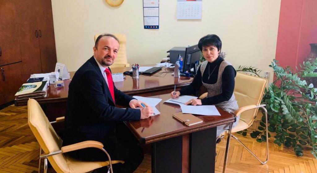 DPÜ 2020'nin İlk Uluslararası Anlaşmalarını İmzaladı