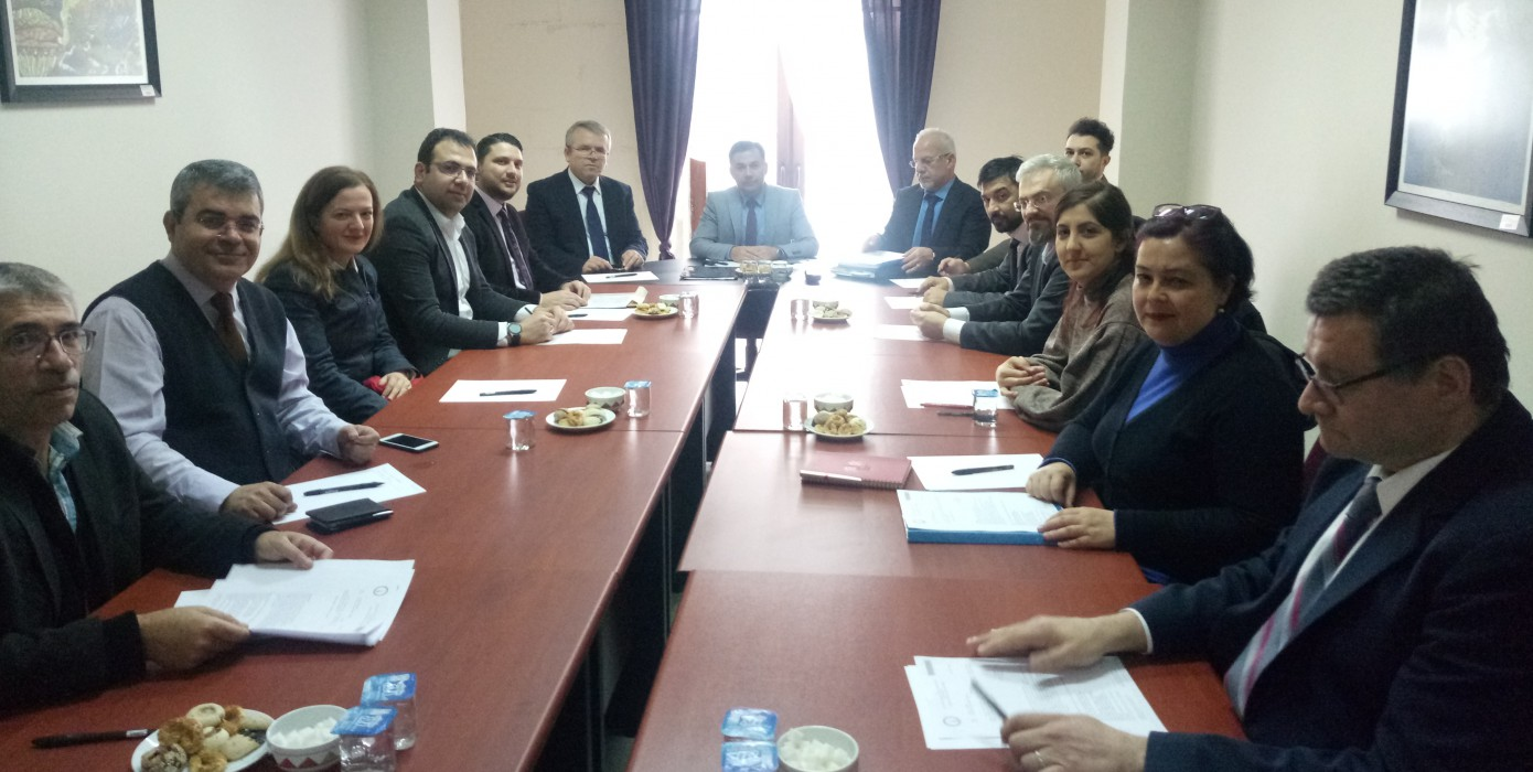 Meslek Yüksekokulları Koordinatörler (Meyok) Toplantısı