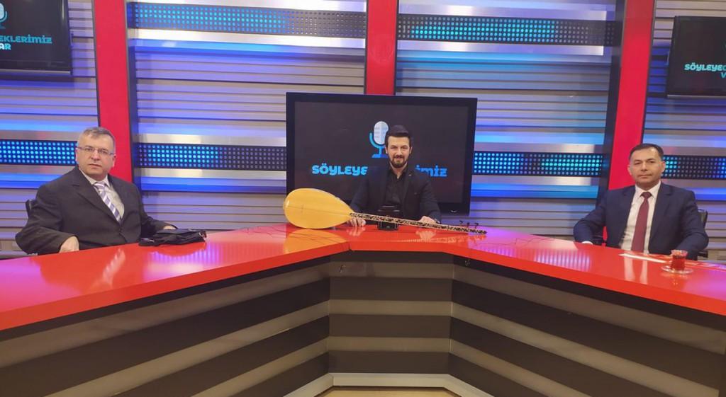 Prof. Dr. Mustafa Aydın Söyleyeceklerimiz Var'a Konuk Oldu