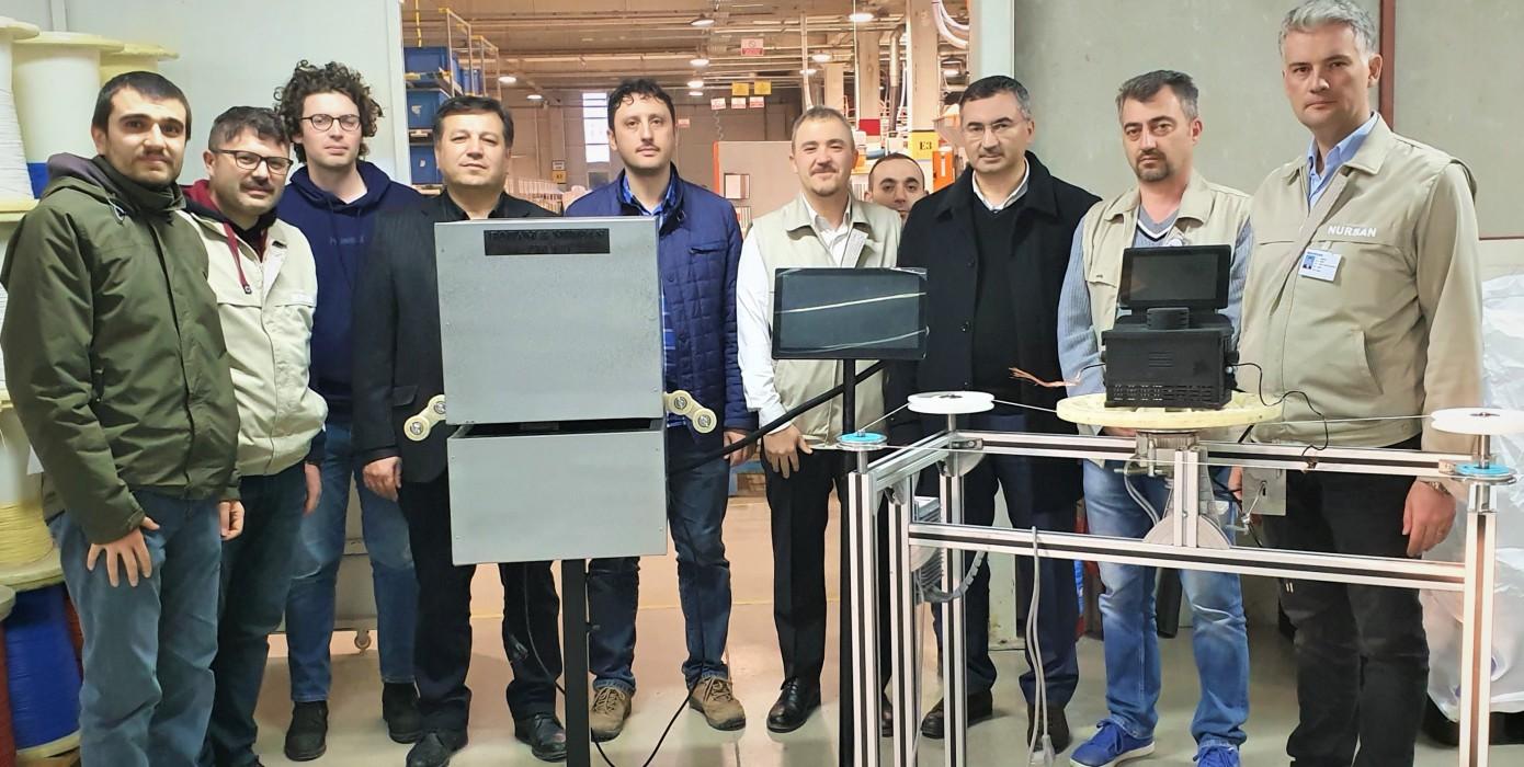Fotam Sanayiye 2 Cihaz Kazandırdı