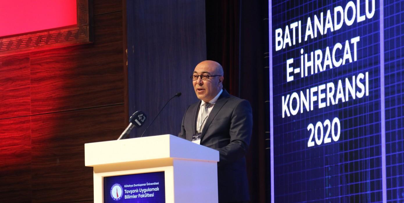Batı Anadolu E- İhracat Konferansı 2020 Kütahya'da Düzenlendi.