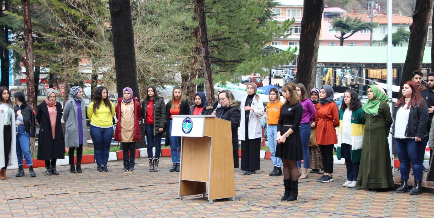 8 Mart Dünya Emekçi Kadınlar Günü Kutlamaları...