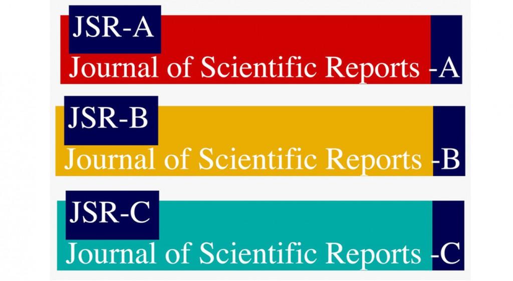 Journal of Scientific Reports-A Yayın Hayatına Başladı