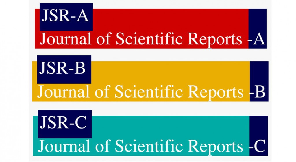 Journal of Scientific Reports-A Started Publishing