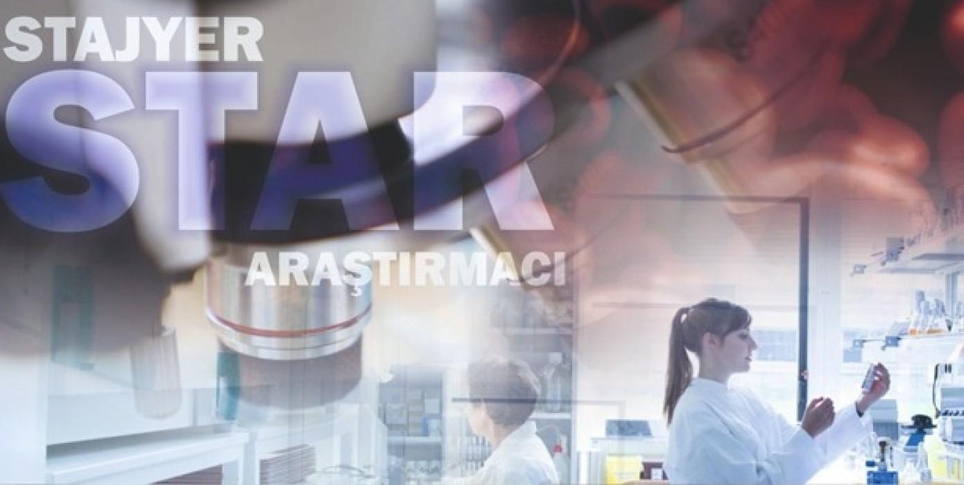 Tubitak Star - Stajyer Araştırmacı Burs Programı Duyurusu