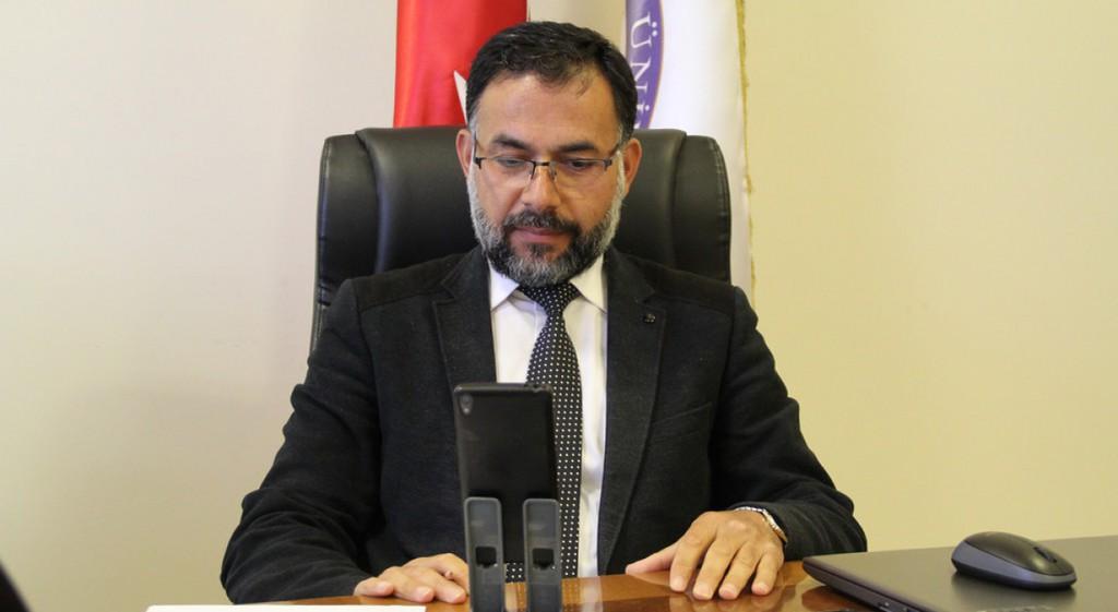 Prof. Dr. Mustafa Aydın Öğrencilerimizden Gelen Soruları Yanıtladı