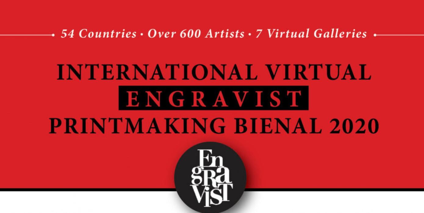 """Sanat ve Tasarım Asd Öğrencilerimiz Uluslararası """"Engravist"""" Baskıresim Bienali'ne Seçildi"""