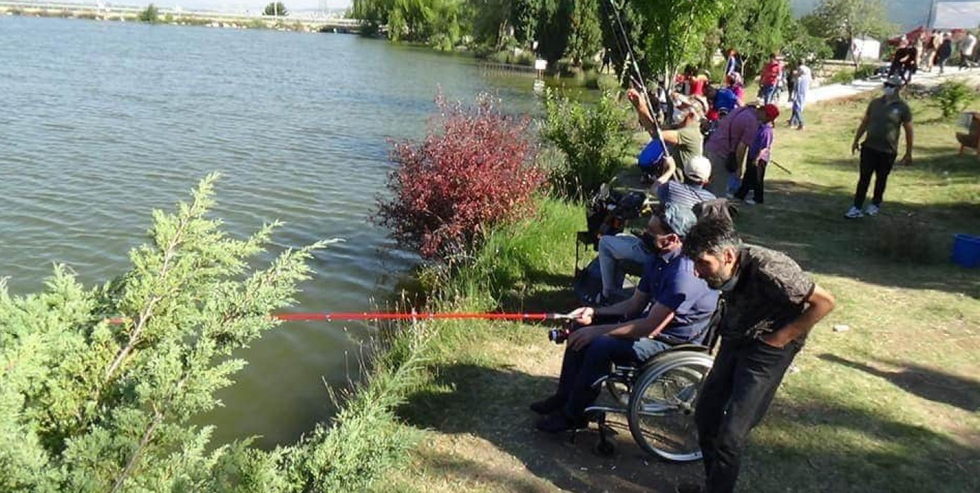 Engel Tanımıyor  Balık Tutuyorum Etkinliği