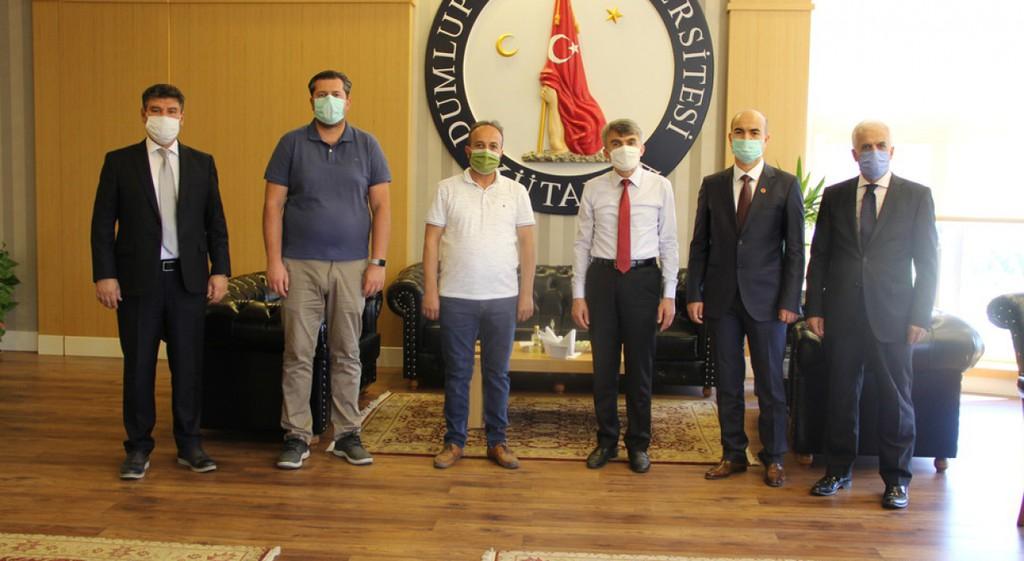 Dumlupınar Teknokent'ten Türkiye'nin İlk Yerli Laparoskopi Cihazı