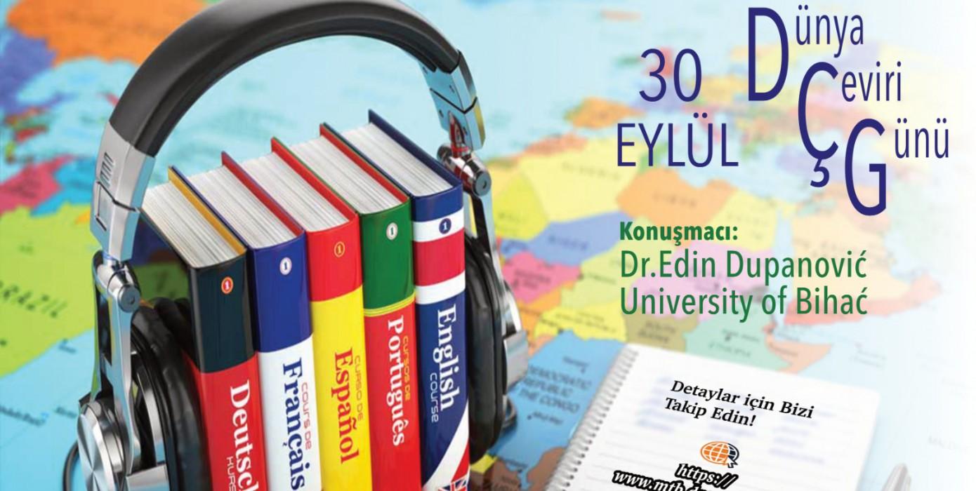 Dünya Çeviri Günü Konferansı