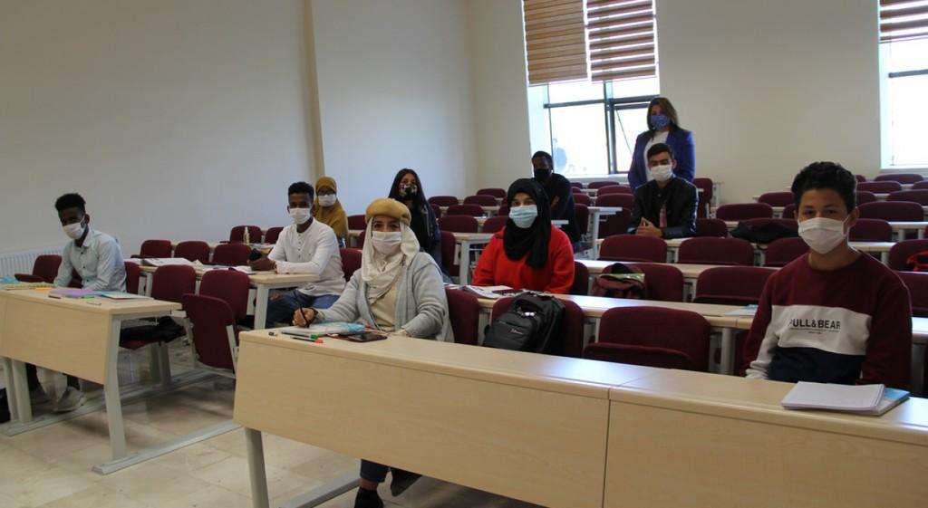 DPÜ'de Türkçe Yeterlilik Sınavları Başladı