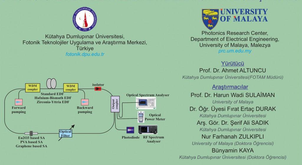 FOTAM'ın Projesine DPÜ'den ÖNAP Desteği