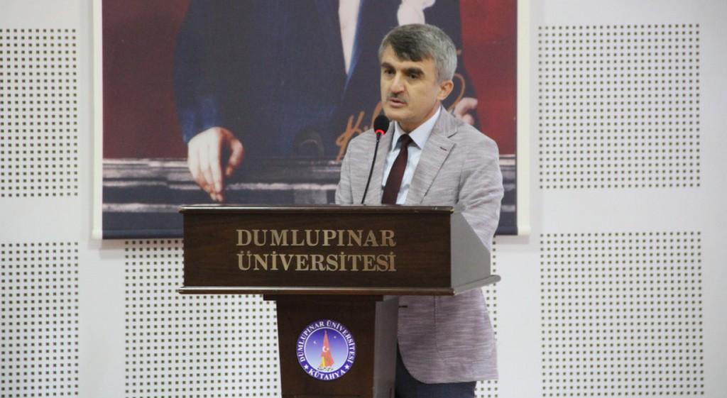 Prof. Dr. Kazım Uysal: DPÜ Çinili Cami'yi Yıkmadan Yenileyecek