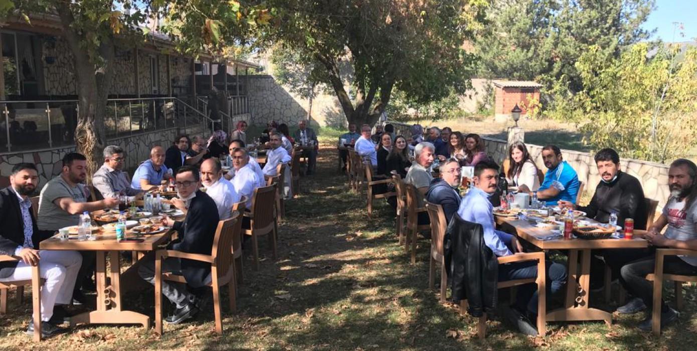 Prof. Dr. Rüştü Güntürkün Meslek Yüksekokulumuzdan Ayrıldı