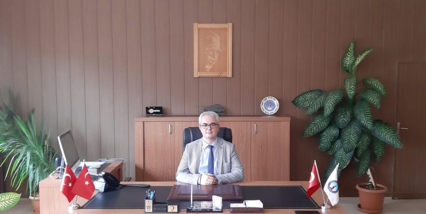 Meslek Yüksekokulumuza Prof. Dr. Alaattin Kaçal Müdür Olarak Atandı
