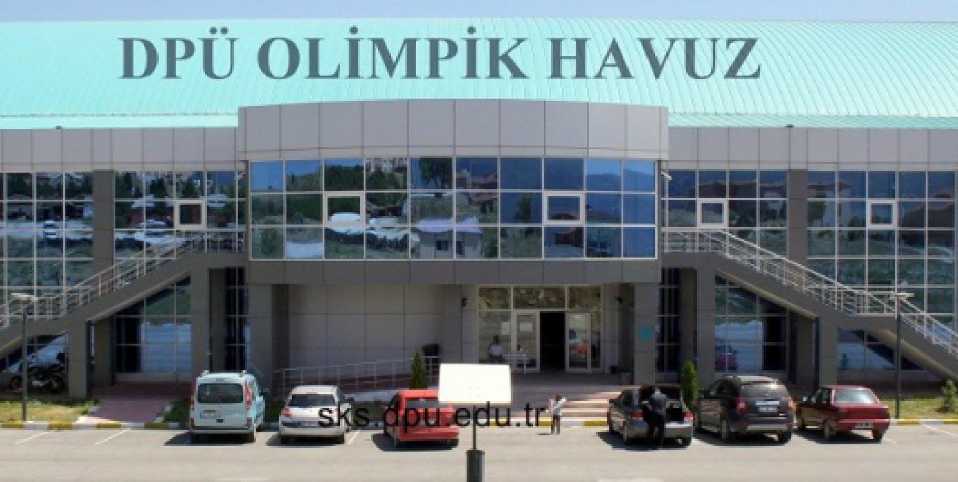 Olimpik Havuz Hizmet Dışı
