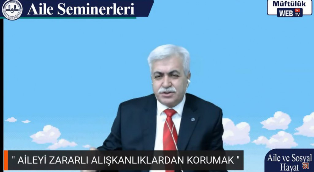 Prof. Dr. İrfan Terzi Aile Seminerleri'nde Konuştu